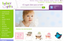 Babies Gifts - El regalo ideal para su bebe - front