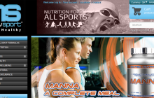 NewSport - Nutrition for all Sports - New Sport - front